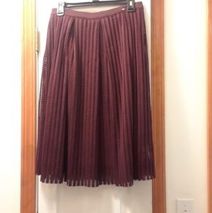 New h and m skirt